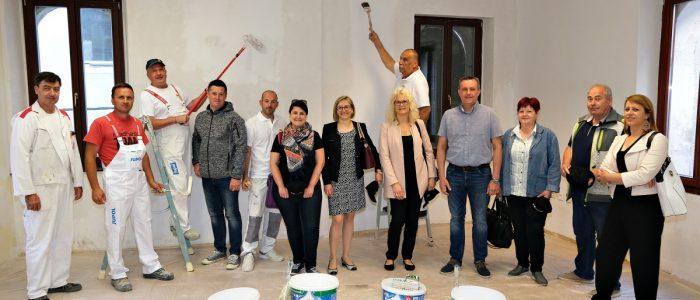 Dobrodelnost zbornice in njenih članov. Foto: Patrik Radovac – Foto Belvedere.